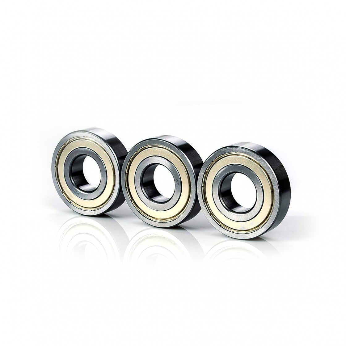 Koyo Chrome Steel 6306 Deep Groove Ball Bearing