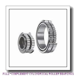 400 mm x 540 mm x 82 mm  NSK NCF2980V FULL-COMPLEMENT CYLINDRICAL ROLLER BEARINGS