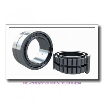 460 mm x 580 mm x 118 mm  NSK RSF-4892E4 FULL-COMPLEMENT CYLINDRICAL ROLLER BEARINGS