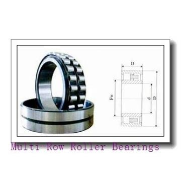 NTN NN4956 Multi-Row Roller Bearings