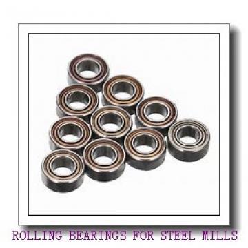 NSK 105KV1501 ROLLING BEARINGS FOR STEEL MILLS