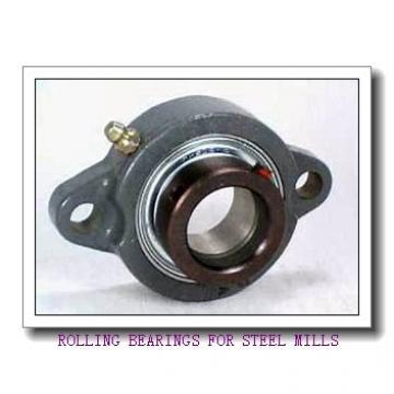 NSK 762KV1051 ROLLING BEARINGS FOR STEEL MILLS