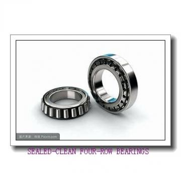 NSK 279KVE3951E SEALED-CLEAN FOUR-ROW BEARINGS