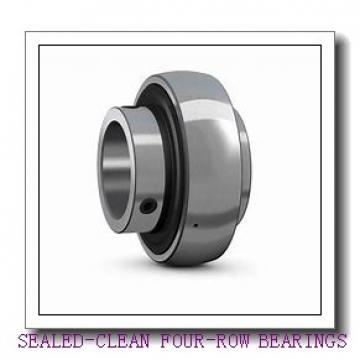 NSK 250KVE3601AE SEALED-CLEAN FOUR-ROW BEARINGS