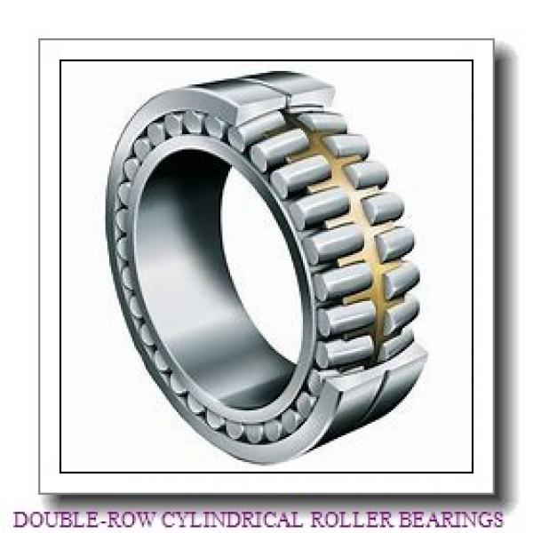 NSK  NN4924K DOUBLE-ROW CYLINDRICAL ROLLER BEARINGS #2 image