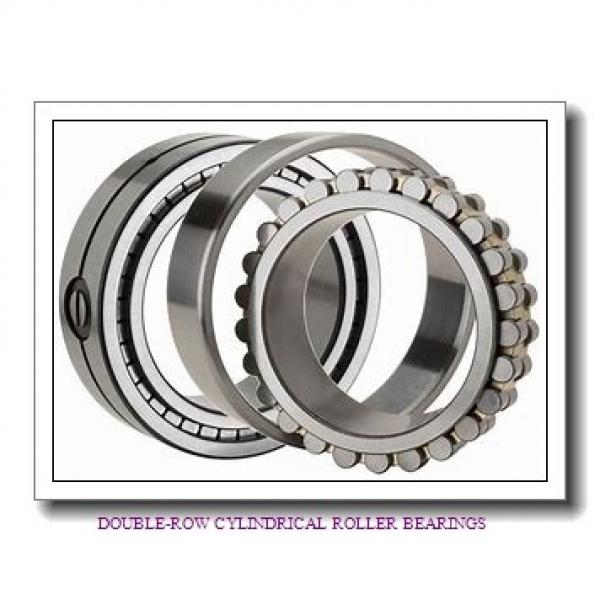 NSK  NNU4932 DOUBLE-ROW CYLINDRICAL ROLLER BEARINGS #1 image