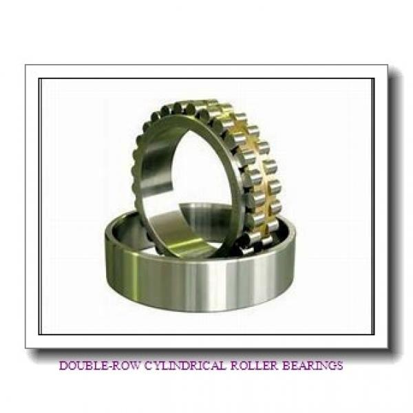 NSK  NN3196K DOUBLE-ROW CYLINDRICAL ROLLER BEARINGS #1 image