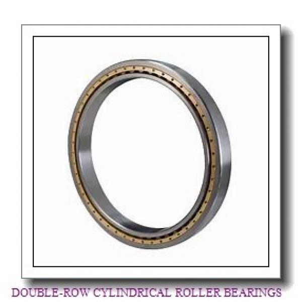 NSK NNU49/530K DOUBLE-ROW CYLINDRICAL ROLLER BEARINGS #1 image