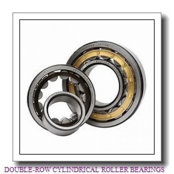 NSK  NN3948 DOUBLE-ROW CYLINDRICAL ROLLER BEARINGS #2 image