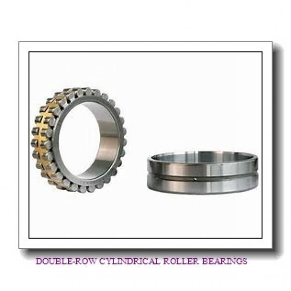 NSK  NN4996K DOUBLE-ROW CYLINDRICAL ROLLER BEARINGS #2 image