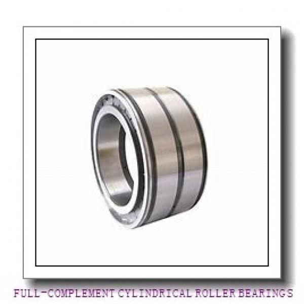380 mm x 560 mm x 243 mm  NSK NNCF5076V FULL-COMPLEMENT CYLINDRICAL ROLLER BEARINGS #1 image