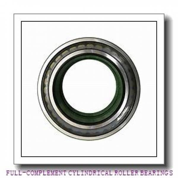 260 mm x 400 mm x 190 mm  NSK NNCF5052V FULL-COMPLEMENT CYLINDRICAL ROLLER BEARINGS #2 image