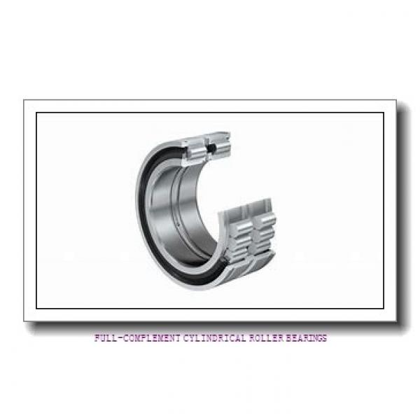 110 mm x 140 mm x 30 mm  NSK RSF-4822E4 FULL-COMPLEMENT CYLINDRICAL ROLLER BEARINGS #2 image