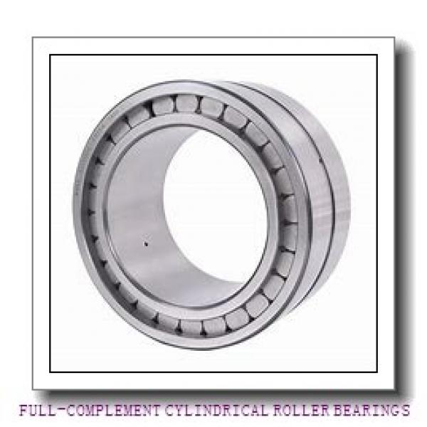 260 mm x 400 mm x 190 mm  NSK NNCF5052V FULL-COMPLEMENT CYLINDRICAL ROLLER BEARINGS #1 image