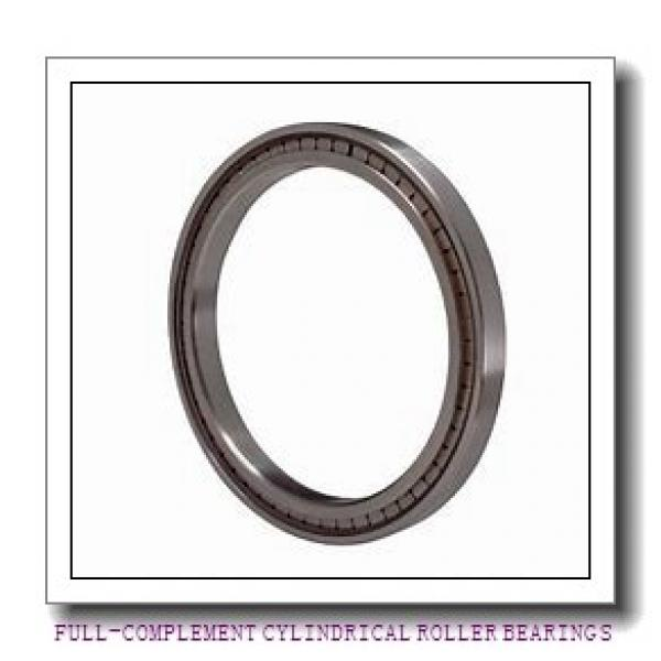 400 mm x 540 mm x 82 mm  NSK NCF2980V FULL-COMPLEMENT CYLINDRICAL ROLLER BEARINGS #2 image