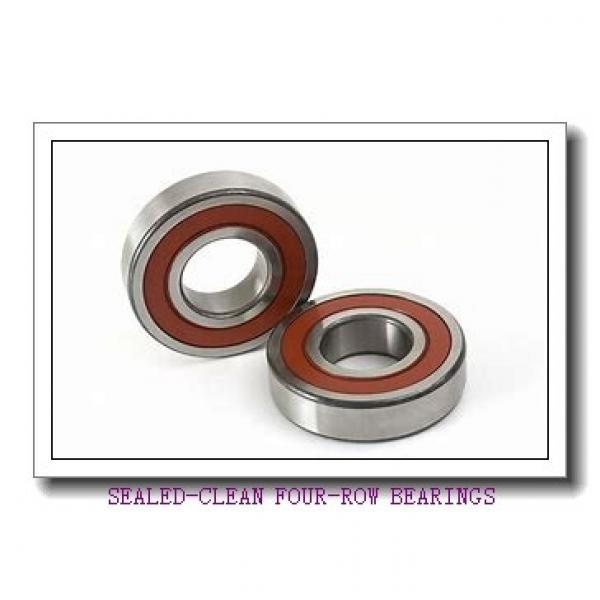 NSK 711KVE9155E SEALED-CLEAN FOUR-ROW BEARINGS #1 image