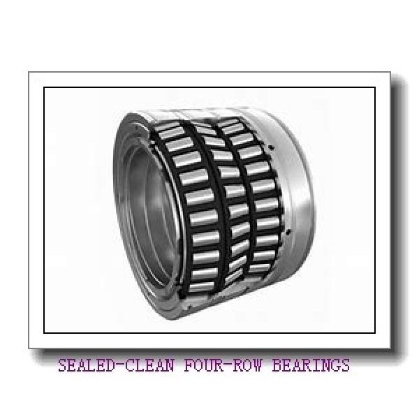 254 mm x 358,775 mm x 269,875 mm  NSK STF254KVS3552Eg SEALED-CLEAN FOUR-ROW BEARINGS #1 image