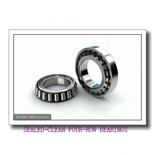 NSK 711KVE9155E SEALED-CLEAN FOUR-ROW BEARINGS #2 image