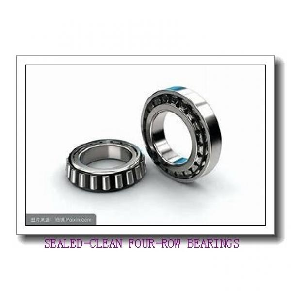 NSK 825KVE1101E SEALED-CLEAN FOUR-ROW BEARINGS #1 image