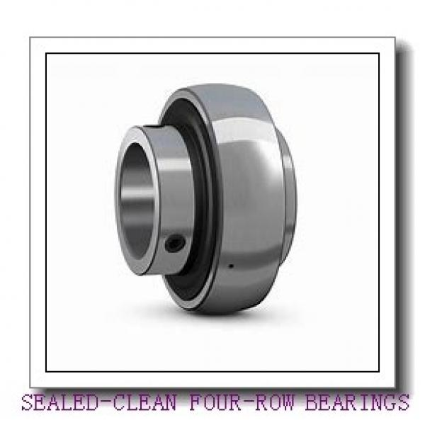 NSK 228KVE4052E SEALED-CLEAN FOUR-ROW BEARINGS #2 image