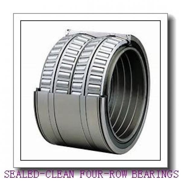 NSK 711KVE9153E SEALED-CLEAN FOUR-ROW BEARINGS #2 image